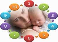 Bebeklerde REM uykusu ve bebeklere �ark� s�ylemenin �nemi